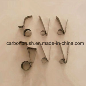 looking for the best price Carbon Brush Holder Constant Force Spring pictures & photos