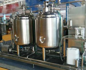 Ss316L Stainless Steel Aseptic Mixing Tank pictures & photos