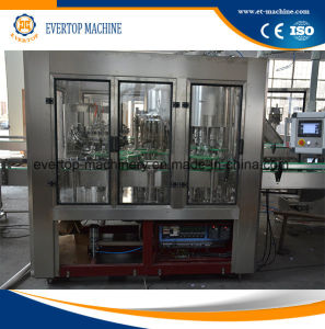 Automatic Glass Bottled Vodka Filling Machine pictures & photos