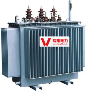 Out Door Current Transformer/ Oil-Immersed Transformer/Three Phase Transformer pictures & photos