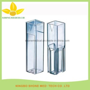 Disposable Plastic Cuvette pictures & photos