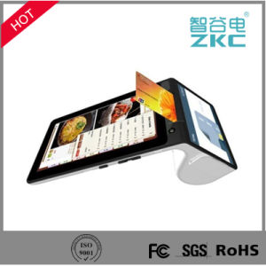 Android Touch POS Terminal with Barcode Scanner Barcode Printer pictures & photos