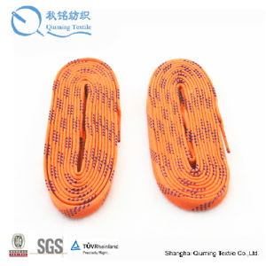 Durable Yarn Custom Hockey Laces pictures & photos