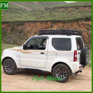 Jimny Black Baggage Roof Rack Rail pictures & photos