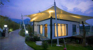 European Holiday Tent Living Wooden House for Honeymoon pictures & photos