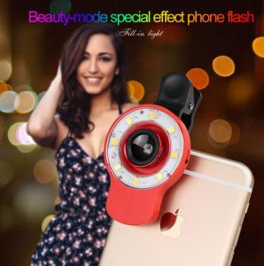 Smartphone 9 in 1 Multifunctional Professional Filing Light Selfie Flash pictures & photos