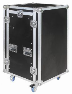 China Flight Case AMP Rack with Mixer Laptop pictures & photos