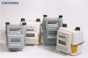 G1.6 Steel Prepaid Diaphragm Gas Meter pictures & photos