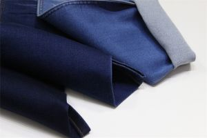 Cotton Polyester Spandex Denim With Rayon pictures & photos