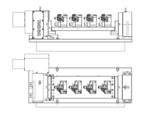 Switch Shell 4-Axis Hydraulic Fixture pictures & photos