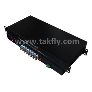 Ahd Cvi Tvi HD Analog Video Optical Fiber Multiplexer pictures & photos