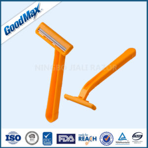Long Handle Twin Blade Razor pictures & photos