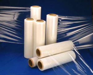 Transparent Stretch Foil Roll pictures & photos