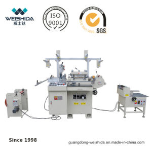Wgs420 Intelligent Hi-Speed Follow-up Pressure &Guide Die-Cutting Machine pictures & photos