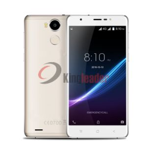 5.5inch 4G Quad-Core 3G RAM Android6.0 Smartphone with Ce (V6) pictures & photos