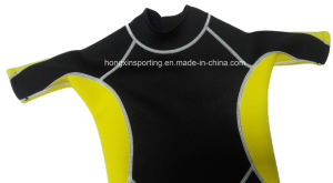 Short Nylon Neoprene Wetsuit/Suirfing Suit/Swimwear/Sports Wear pictures & photos