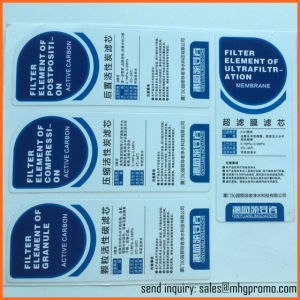 Waterproof High Quality Printing Adhesive Labels Stickers pictures & photos