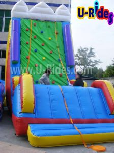 Giant Sporting Inflatable Climbing Wall for Gym pictures & photos