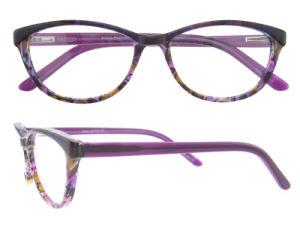 Popular Design Acetate Eyewear Eyeglass Optical Frame pictures & photos