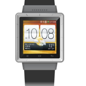 Dual-Core 3G Full Touch Screen Bluetooth Smart Watch Mobile Phone pictures & photos