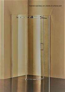 Hr-05-C Sector Single Sliding Door Shower Enclosure pictures & photos