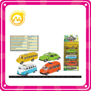 1: 64 Open The Door Alloy Car with 4 Kinds