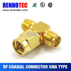 Straight SMA Coaxial Adapter Female to Female SMA Jack Coupler Connector pictures & photos