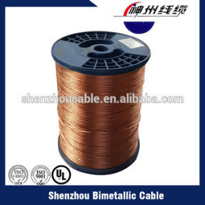 Copper Clad Aluminum Wire CCA (CCA wire) pictures & photos