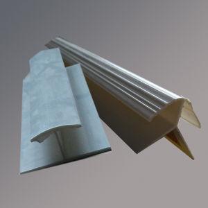 China PVC Profile PVC Connector PVC Panel Accessories pictures & photos
