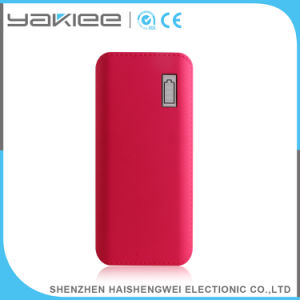 Portable 10000mAh/11000mAh/13000mAh Two USB Power Bank pictures & photos