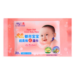 2017 Hot Selling Spunlace Non-Woven Baby Wet Wipes pictures & photos