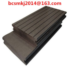 Hot Sale! 2015 Solid WPC Decking with 140*23mm pictures & photos
