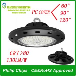 CS-Gkd016 Professional Lamp Manufacturer Philips Chip 100W Ufd LED High Bay Lights pictures & photos
