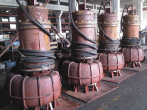Liancheng Submersible Sewage Water Pump pictures & photos