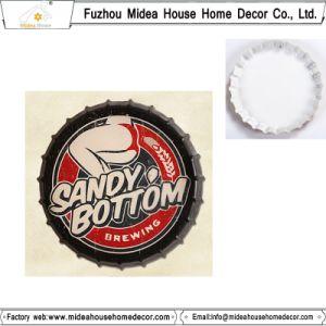 China Factory Custom Tin Sign Metal Logo Decoration Metal Wall Arts pictures & photos