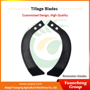 Rotary Tiller Parts Wholesale Rotavator Price Tiller Blade pictures & photos
