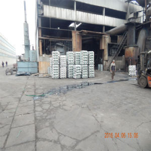 High Quality Aluminum Alloy Ingot ADC-12 pictures & photos