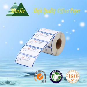 Adhesive Sticker Type and Paper Material Thermal Barcode Labels pictures & photos