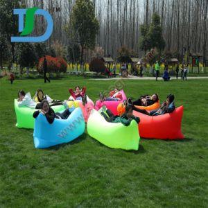All Seasons Beach Custom Inflatable Sleeping Air Bag Sofa for Outdoor pictures & photos