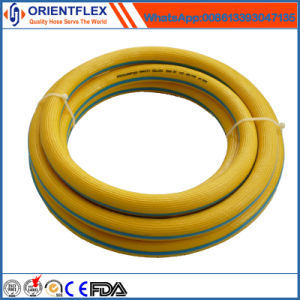 Flexible Yellow Color Low Price PVC Air Pipe pictures & photos