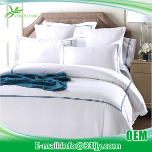 4 Pieces Cheap 250t Bedding Bath for College pictures & photos