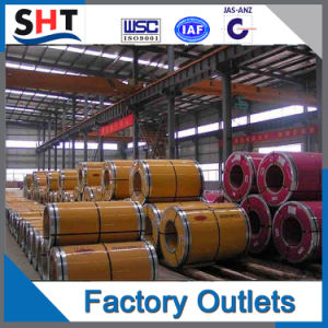 304 Grade Stainless Steel Coil in Silt Edge pictures & photos