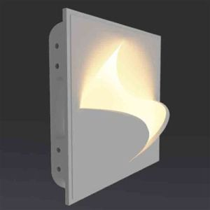 Sixu Recess Plaster Wall Lamp Hr-4011 pictures & photos