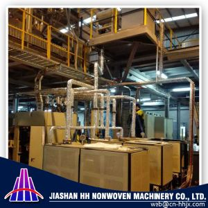 China Fine Quality 3.2m Composite Line-M Nonwoven Fabric Machine pictures & photos