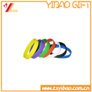 Professional Wholesale Colorful Silicone Bracelet /Wristband pictures & photos