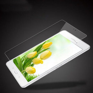9h Hardness HD Anti-Finger Tempered Glass Film for Samsung T550
