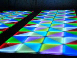 LED Disco Floor Lights DJ Lighting LED Dance Floor Mat pictures & photos