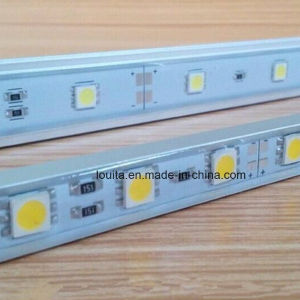 5050 SMD LED Rigid Strip with Aluminum Shell Housing pictures & photos