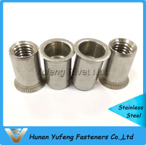 Stainless Steel Countersunk Round Body Rivet Nut pictures & photos