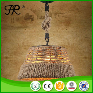 Ancient Pendant Lighting Hemp Rope Light for Home pictures & photos